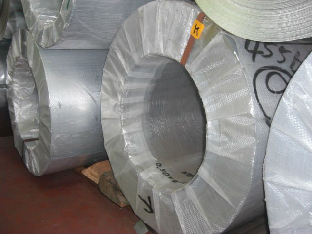 Secondary Hot-Dip Galvanised Steel Coils