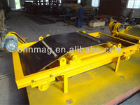 Magnetic Separator for Mobile Crusher
