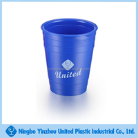 12OZ Color Customized Plastic Refill Solo