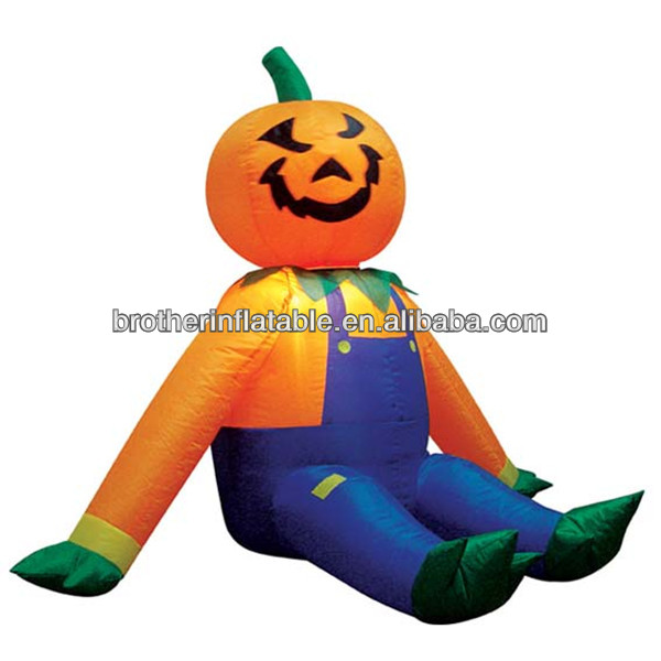 4Ft Animated Halloween Inflatables