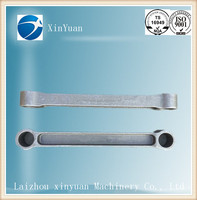 steel precision casting rigid torque arm for truck and trailer