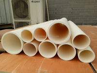 ceramic insulating tube/alumina ceramic pipes