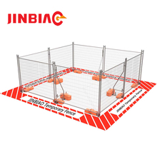 High quality temporary yard fencing