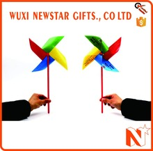 Most Welcomed Promotional Personalized PVC Windmill