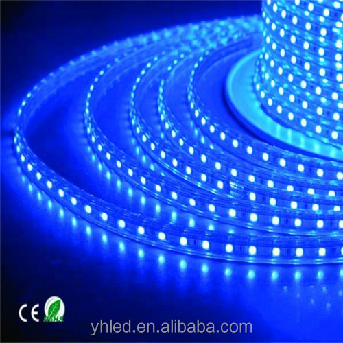 2016 new products soft leds trip IP65 flexible RGB 120V 230v 127V 277V led strip dimmable led light strip