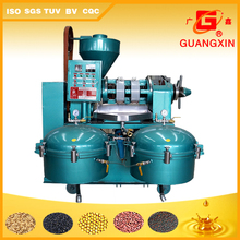 Factory sales edible vegetable cooking oil making machine