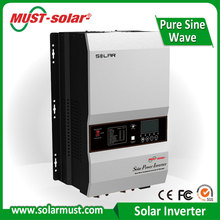 Single Phase 12V 100Ah Battery DC to AC Solar Power Best Quality Inverter with Charger