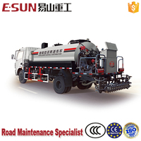 ESUN HZJ5110GLQ 6m3 Hot Liquid Asphalt Distributing Plant