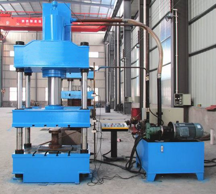 350ton Hydraulic Power Press,4 column hydraulic press machine,hydraulic forging and stamping machine