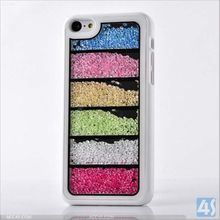 Fashion 2014 Mobile Rhinestone Phone Case for iPhone 5C P-IPH5CHC017