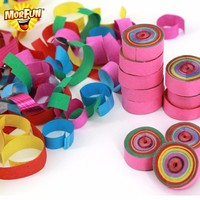 Safety party decorating supplies party popper for pirates hat holiday popper