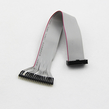 Customized Gray 20cm 2.54 mm 20Pin IDC FFC /Ribbon Cable