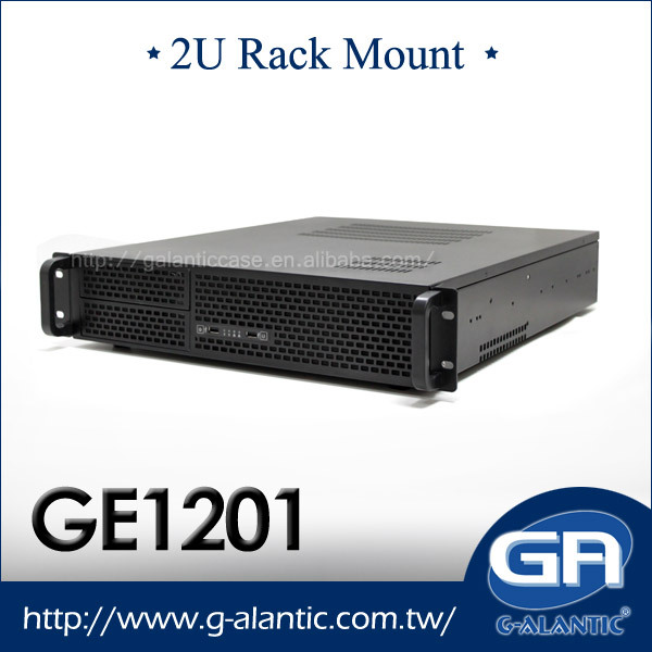 GE1201 2U Cloud Computing Server Chassis 12 Inch Rackmount Industry Chasiss