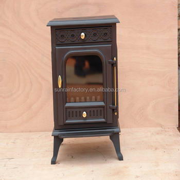 cast iron wood stove with ce certification