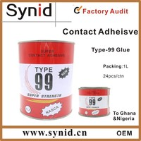 Original Super 99 adhesive for shoe making