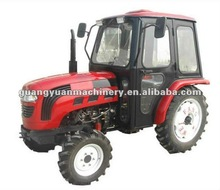 micro tractor, 25hp 4*4 mini wheel tractor