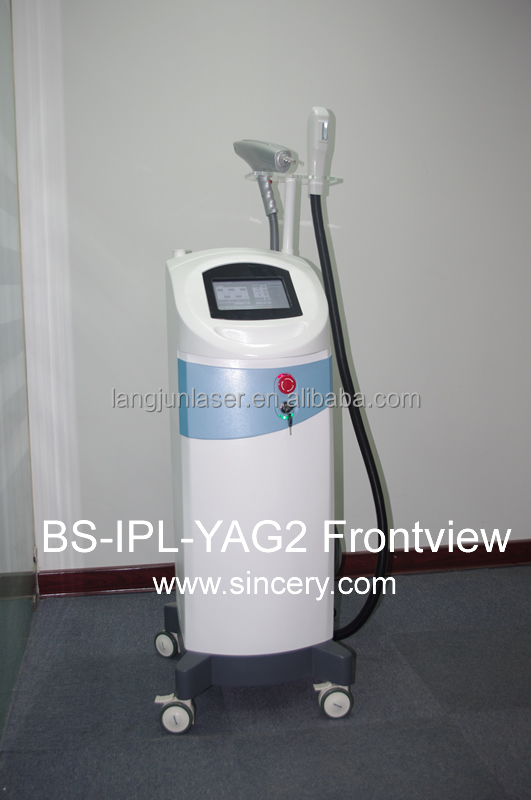 laser IPL photorejuvenation, permanent hair removal beauty equipment