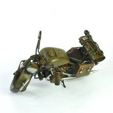 Commercio all'ingrosso Modello di Moto Art & Collectible Scala 1:8 JLM1486-GN