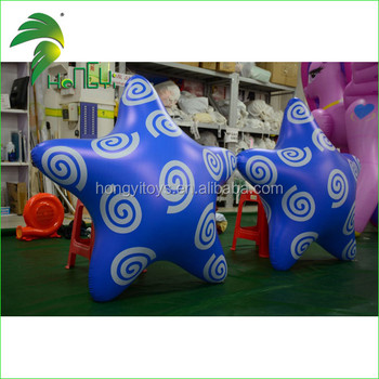 Large Inflatable Star Shape Ball,Inflatable Led Lighting Balloons, Little Stars For Festival Decoration