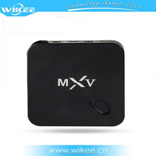 Hot sale S805 MXV free android download google play store tv box arabic Indian tv box