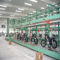 scooter assembly conveyor line / production line