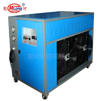 Luchtgekoelde industriële water chiller compressor power is 10HP