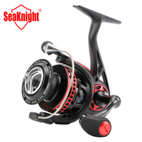 Seaknight New Developed Full Metal Anti-corrosive Waterproof Spinning Fishing Reel 6.2:1 With Real 11BB 2000 3000 4000 Size