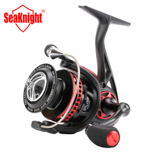 Seaknight New Developed Full Metal Anti-corrosive Waterproof Spining Fishing Reel 6.2:1 With Real 11BB 2000 3000 4000 Size