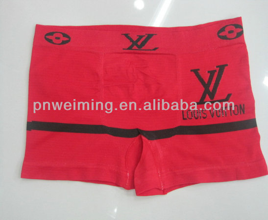 hot factory cheap boy underwear boxer shorts
