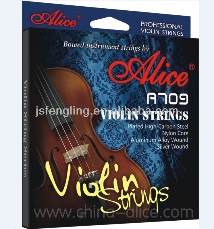 Violin Strings A709