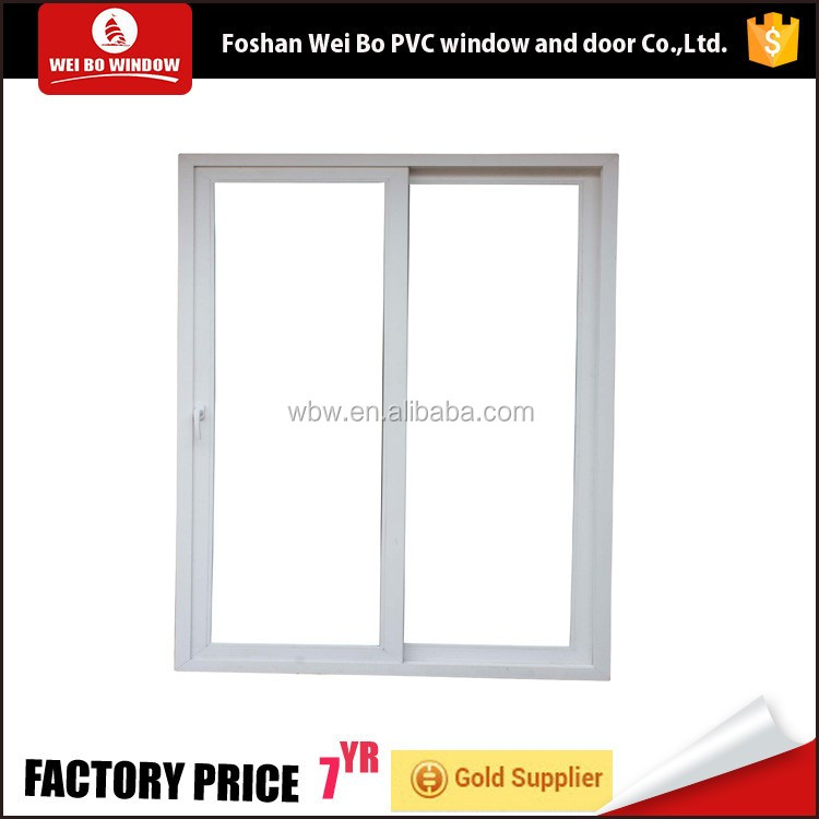 LG brand upvc with fenetre pvc sliding windows for sale