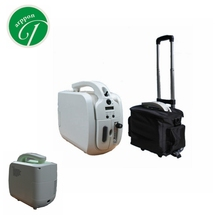 China home and travel use mini battery portable oxygen concentrator