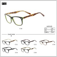 Acetate eyewear frames on stock china wholesalers