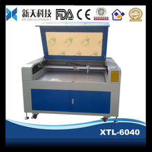factory price! dinner table cloth laser engraving and cutting machine