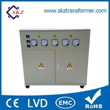 Autotransformer Supplier Full Power 3 Phase Transformer 125 kva