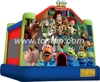 New design inflatable bouncer bounce house inflatable jumper for kids and adults A2091