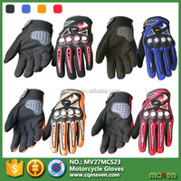 Wholesale Best Motorcycle Glove For Men Women Cross-country Dirt Jump DJ Competition MV27MCS023