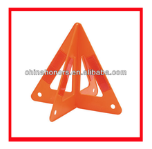 chinahonors portable reflecting warning triangle/roadway durable portable warning triangle/ warning triangle labels