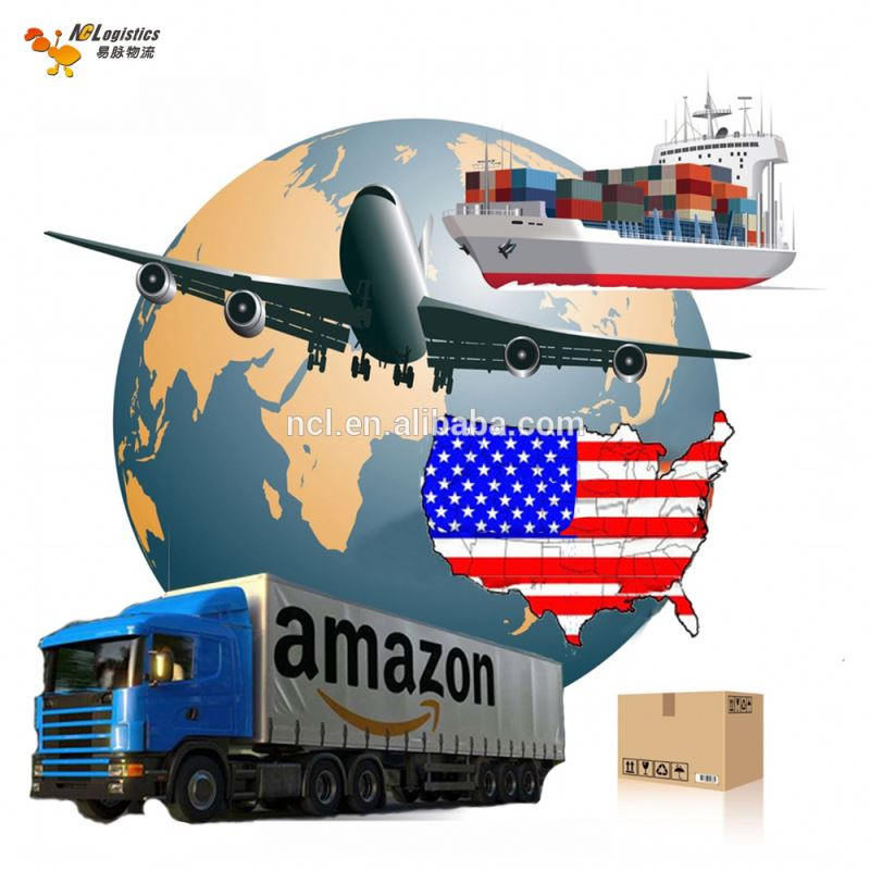 Freight forwarding agency from Shanghai to USA