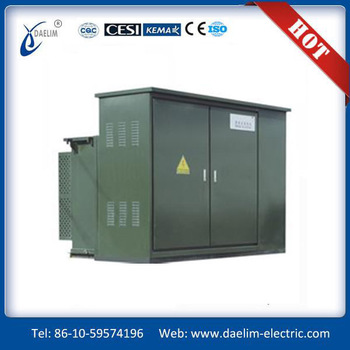 Top-valued!!! 800KVA ZGS Pad----Mounted standard configuration combination transformer