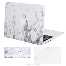 Mosiso ultra-thin eco-friendly marble pattern laptop case for Macbook wholesale 2016