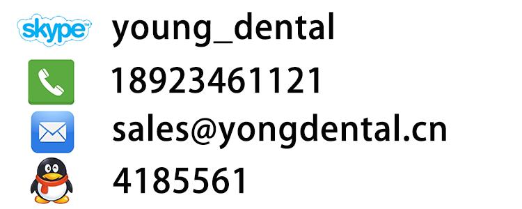 Modelo de formação de raízes do canal endo dental materiais