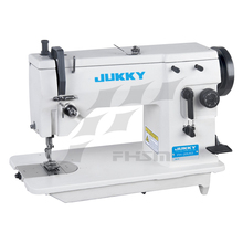 JK20U53 high speed industrial single needle sewing machine with table stand and motor