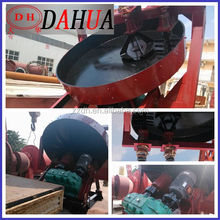 High quality strong iron ore pellet plant