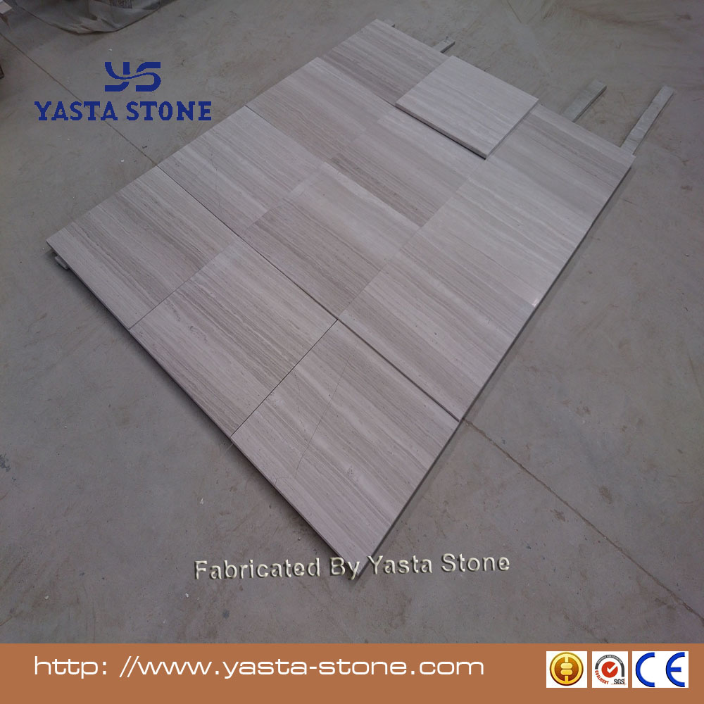 Yasta Natural grey wood marble door threshold wholesale