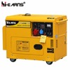 DG6500SE 5/5.5KW high voltage low rpm generator