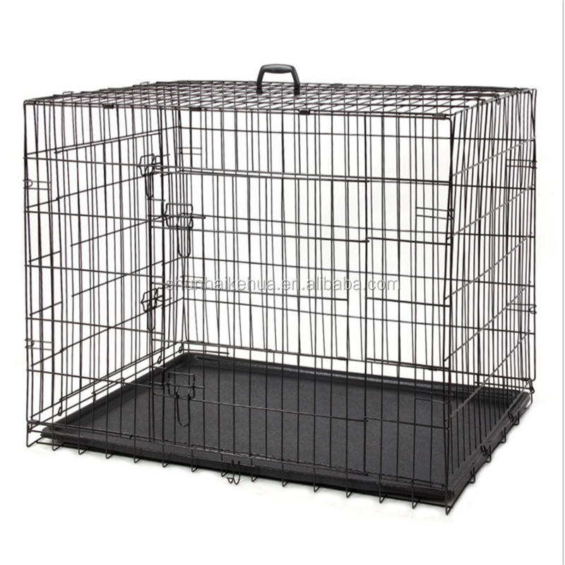 2017 hot sale China Colorful Wire Metal Dog Crate Wholesale,Metal Pet Cage,Dog house