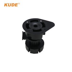 KUDE transformable and adjustable height cabinet leg