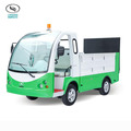 Hot Sale Electric Cargo Truck with Hydraulic Tail Plate