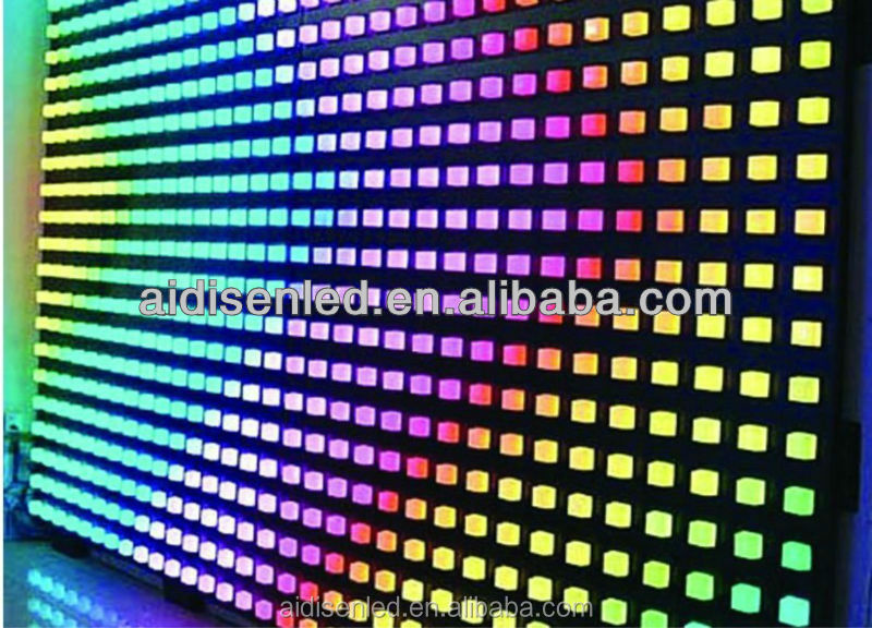 digital full color led wall lights for outdoor/indoor decoration